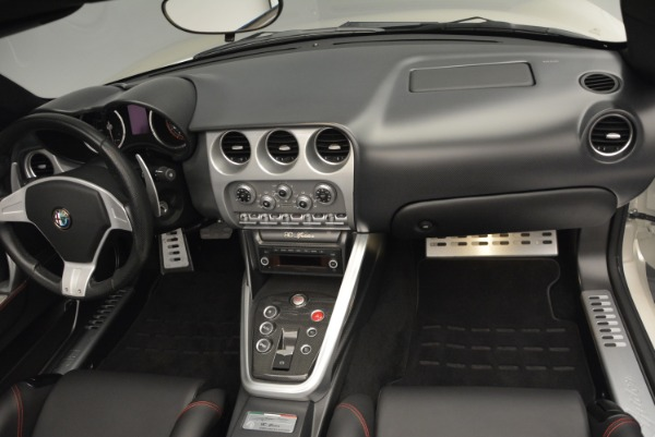 Used 2009 Alfa Romeo 8C Competizione Spider for sale $345,900 at Rolls-Royce Motor Cars Greenwich in Greenwich CT 06830 27