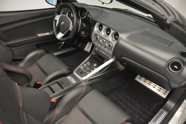 Used 2009 Alfa Romeo 8C Competizione Spider for sale $345,900 at Rolls-Royce Motor Cars Greenwich in Greenwich CT 06830 28