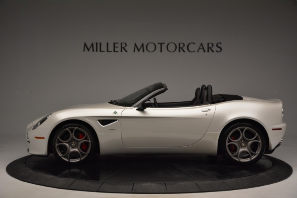 Used 2009 Alfa Romeo 8C Competizione Spider for sale $345,900 at Rolls-Royce Motor Cars Greenwich in Greenwich CT 06830 3