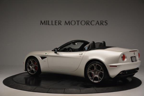 Used 2009 Alfa Romeo 8C Competizione Spider for sale $345,900 at Rolls-Royce Motor Cars Greenwich in Greenwich CT 06830 4