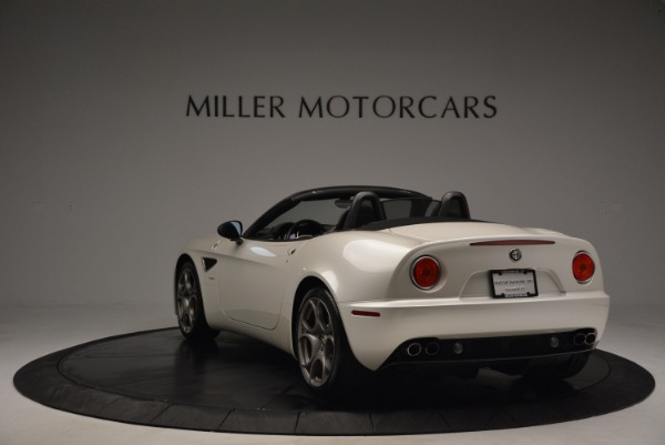 Used 2009 Alfa Romeo 8C Competizione Spider for sale $345,900 at Rolls-Royce Motor Cars Greenwich in Greenwich CT 06830 5