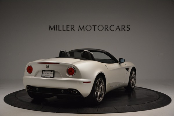 Used 2009 Alfa Romeo 8C Competizione Spider for sale $345,900 at Rolls-Royce Motor Cars Greenwich in Greenwich CT 06830 7