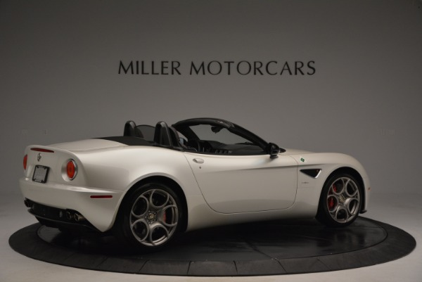 Used 2009 Alfa Romeo 8C Competizione Spider for sale $345,900 at Rolls-Royce Motor Cars Greenwich in Greenwich CT 06830 8