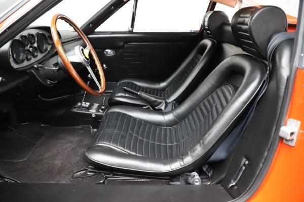 Used 1968 Ferrari 206 for sale $635,000 at Rolls-Royce Motor Cars Greenwich in Greenwich CT 06830 14