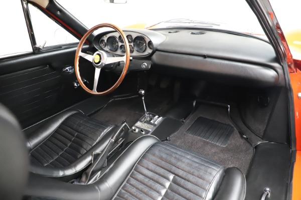 Used 1968 Ferrari 206 for sale $635,000 at Rolls-Royce Motor Cars Greenwich in Greenwich CT 06830 17