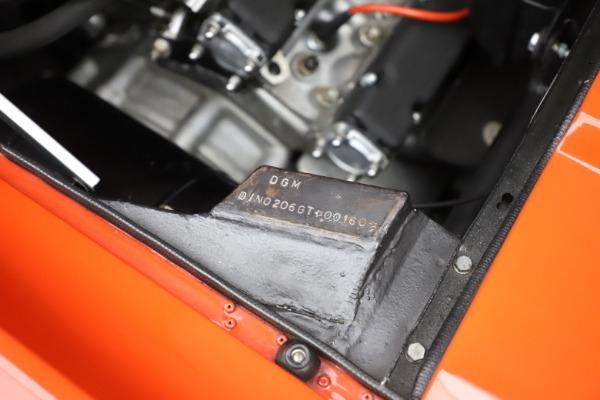 Used 1968 Ferrari 206 for sale $635,000 at Rolls-Royce Motor Cars Greenwich in Greenwich CT 06830 26