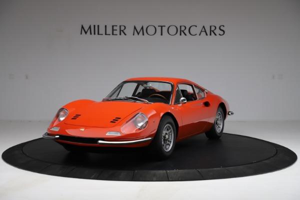 Used 1968 Ferrari 206 for sale $635,000 at Rolls-Royce Motor Cars Greenwich in Greenwich CT 06830 1
