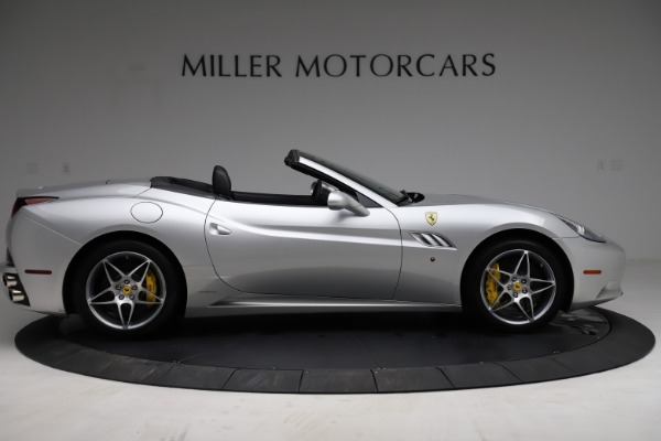 Used 2010 Ferrari California for sale $114,900 at Rolls-Royce Motor Cars Greenwich in Greenwich CT 06830 10