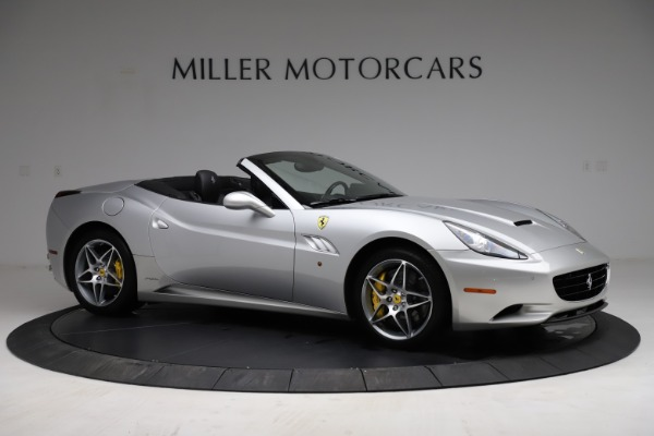 Used 2010 Ferrari California for sale $114,900 at Rolls-Royce Motor Cars Greenwich in Greenwich CT 06830 11