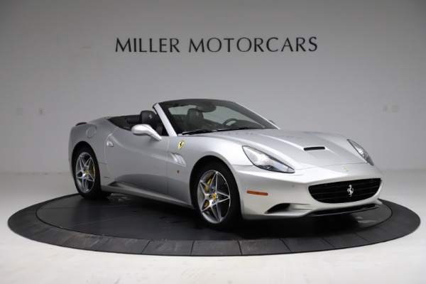 Used 2010 Ferrari California for sale $114,900 at Rolls-Royce Motor Cars Greenwich in Greenwich CT 06830 12