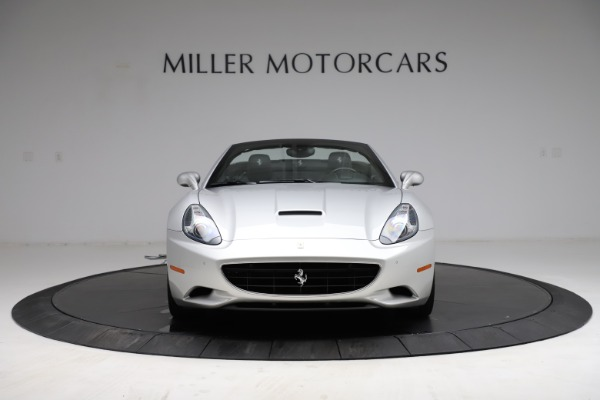 Used 2010 Ferrari California for sale $114,900 at Rolls-Royce Motor Cars Greenwich in Greenwich CT 06830 13