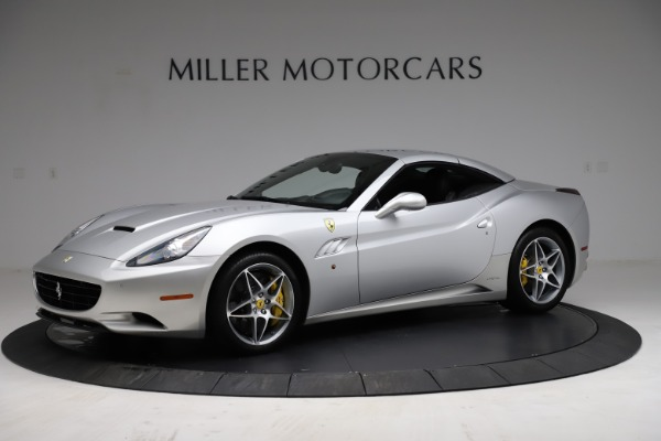 Used 2010 Ferrari California for sale $114,900 at Rolls-Royce Motor Cars Greenwich in Greenwich CT 06830 14