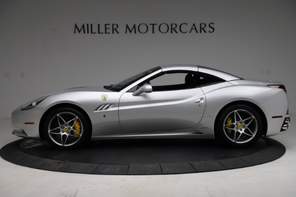 Used 2010 Ferrari California for sale $114,900 at Rolls-Royce Motor Cars Greenwich in Greenwich CT 06830 15