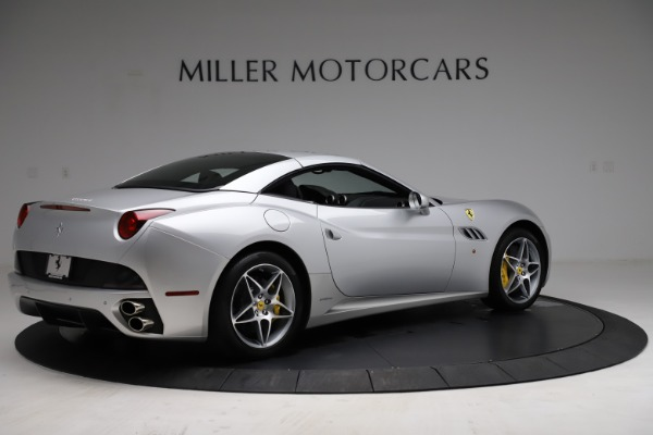 Used 2010 Ferrari California for sale $114,900 at Rolls-Royce Motor Cars Greenwich in Greenwich CT 06830 18