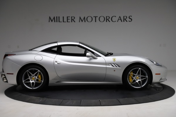 Used 2010 Ferrari California for sale $114,900 at Rolls-Royce Motor Cars Greenwich in Greenwich CT 06830 19