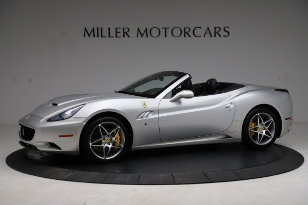 Used 2010 Ferrari California for sale $114,900 at Rolls-Royce Motor Cars Greenwich in Greenwich CT 06830 2