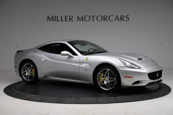 Used 2010 Ferrari California for sale $114,900 at Rolls-Royce Motor Cars Greenwich in Greenwich CT 06830 20