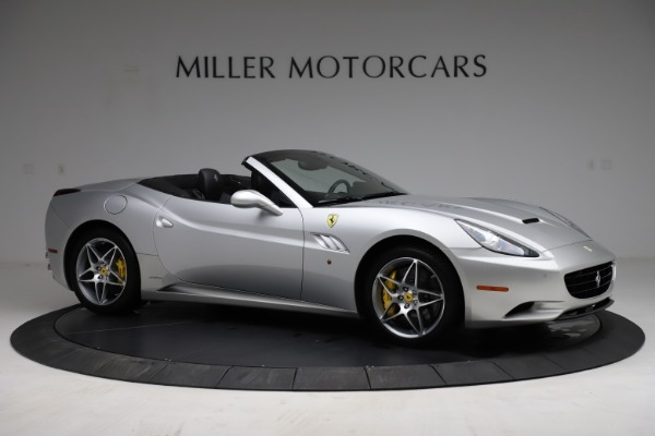 Used 2010 Ferrari California for sale $114,900 at Rolls-Royce Motor Cars Greenwich in Greenwich CT 06830 21