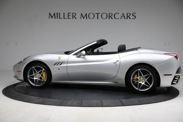 Used 2010 Ferrari California for sale $114,900 at Rolls-Royce Motor Cars Greenwich in Greenwich CT 06830 3