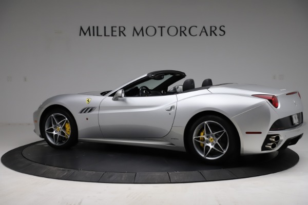 Used 2010 Ferrari California for sale $114,900 at Rolls-Royce Motor Cars Greenwich in Greenwich CT 06830 4