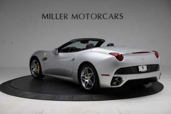 Used 2010 Ferrari California for sale $114,900 at Rolls-Royce Motor Cars Greenwich in Greenwich CT 06830 5