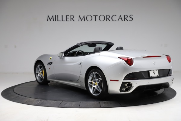 Used 2010 Ferrari California for sale $114,900 at Rolls-Royce Motor Cars Greenwich in Greenwich CT 06830 6