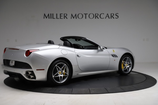 Used 2010 Ferrari California for sale $114,900 at Rolls-Royce Motor Cars Greenwich in Greenwich CT 06830 9