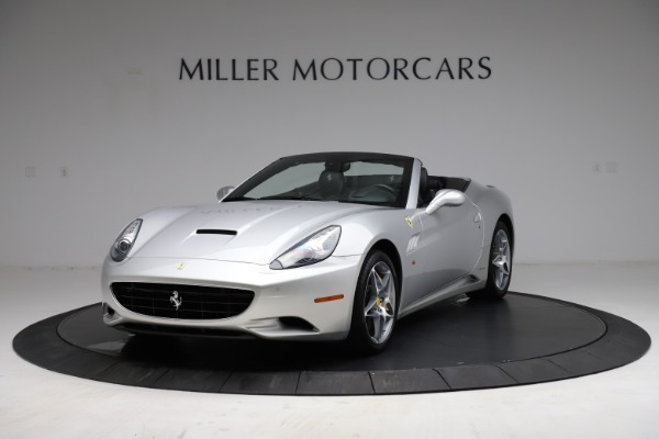 Used 2010 Ferrari California for sale $114,900 at Rolls-Royce Motor Cars Greenwich in Greenwich CT 06830 1