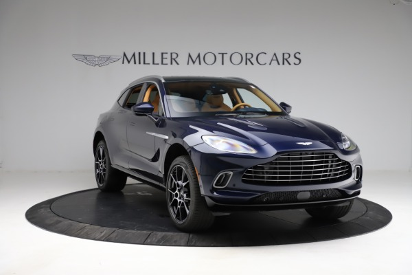 New 2021 Aston Martin DBX for sale $205,386 at Rolls-Royce Motor Cars Greenwich in Greenwich CT 06830 10