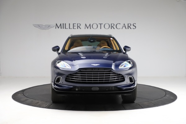 New 2021 Aston Martin DBX for sale $205,386 at Rolls-Royce Motor Cars Greenwich in Greenwich CT 06830 11