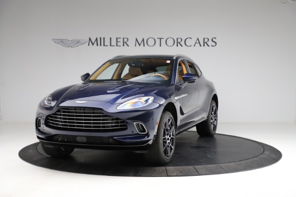 New 2021 Aston Martin DBX for sale $205,386 at Rolls-Royce Motor Cars Greenwich in Greenwich CT 06830 12