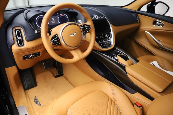 New 2021 Aston Martin DBX for sale $205,386 at Rolls-Royce Motor Cars Greenwich in Greenwich CT 06830 13