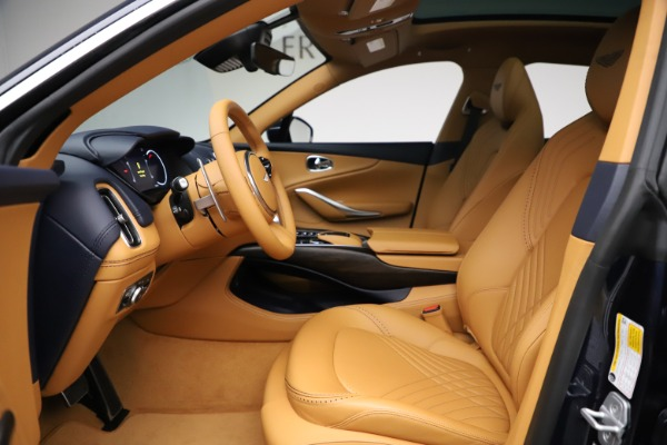 New 2021 Aston Martin DBX for sale $205,386 at Rolls-Royce Motor Cars Greenwich in Greenwich CT 06830 14