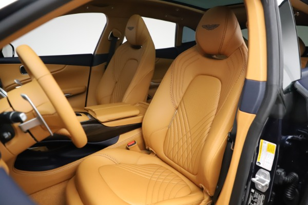 New 2021 Aston Martin DBX for sale $205,386 at Rolls-Royce Motor Cars Greenwich in Greenwich CT 06830 15
