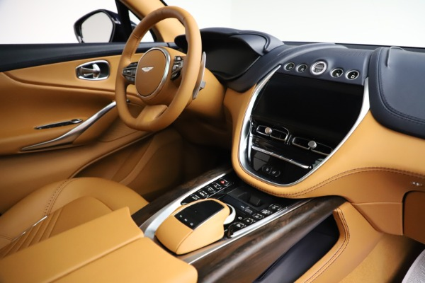 New 2021 Aston Martin DBX for sale $205,386 at Rolls-Royce Motor Cars Greenwich in Greenwich CT 06830 20