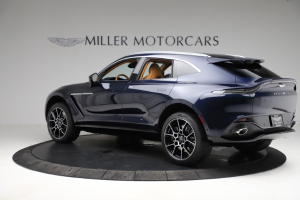 New 2021 Aston Martin DBX for sale $205,386 at Rolls-Royce Motor Cars Greenwich in Greenwich CT 06830 3