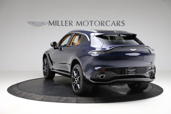 New 2021 Aston Martin DBX for sale $205,386 at Rolls-Royce Motor Cars Greenwich in Greenwich CT 06830 4