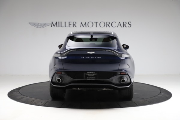 New 2021 Aston Martin DBX for sale $205,386 at Rolls-Royce Motor Cars Greenwich in Greenwich CT 06830 5