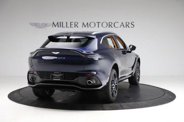 New 2021 Aston Martin DBX for sale $205,386 at Rolls-Royce Motor Cars Greenwich in Greenwich CT 06830 6