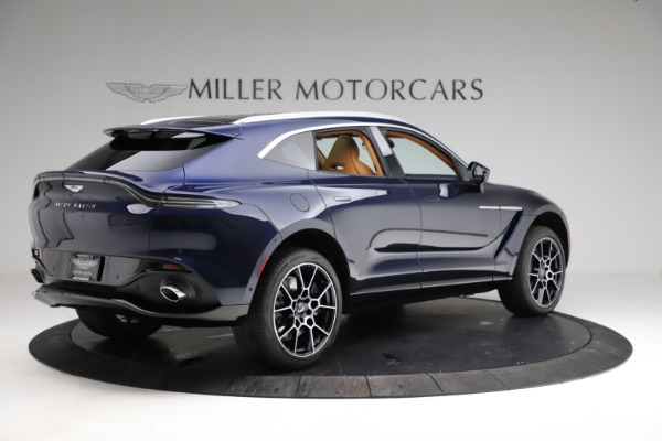 New 2021 Aston Martin DBX for sale $205,386 at Rolls-Royce Motor Cars Greenwich in Greenwich CT 06830 7