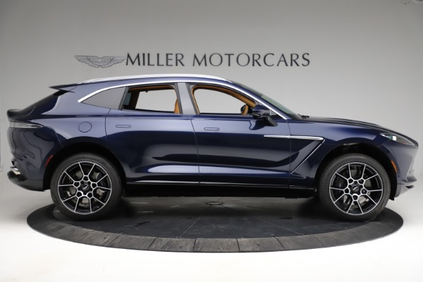 New 2021 Aston Martin DBX for sale $205,386 at Rolls-Royce Motor Cars Greenwich in Greenwich CT 06830 8