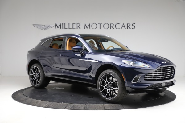 New 2021 Aston Martin DBX for sale $205,386 at Rolls-Royce Motor Cars Greenwich in Greenwich CT 06830 9