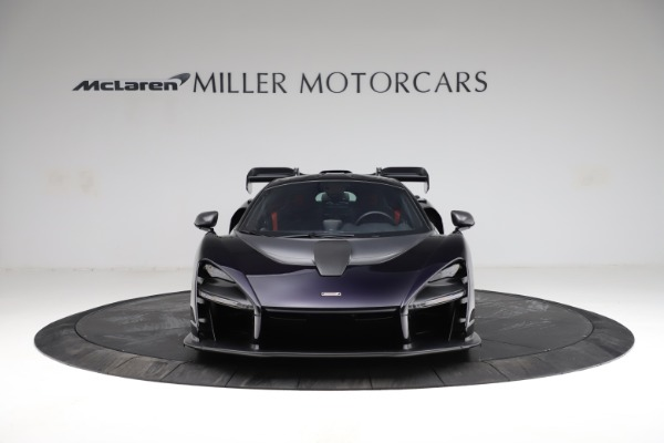 Used 2019 McLaren Senna for sale $1,195,000 at Rolls-Royce Motor Cars Greenwich in Greenwich CT 06830 11
