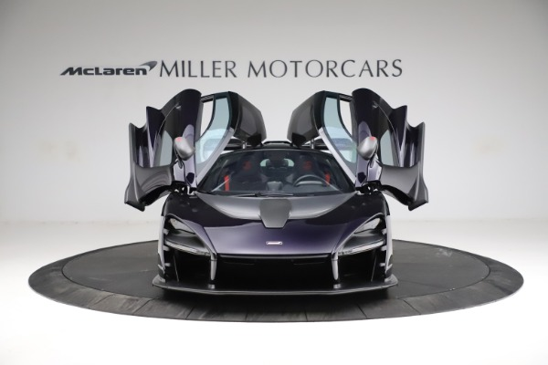 Used 2019 McLaren Senna for sale $1,195,000 at Rolls-Royce Motor Cars Greenwich in Greenwich CT 06830 12