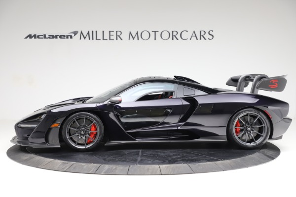 Used 2019 McLaren Senna for sale $1,195,000 at Rolls-Royce Motor Cars Greenwich in Greenwich CT 06830 2