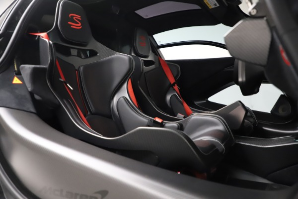 Used 2019 McLaren Senna for sale $1,195,000 at Rolls-Royce Motor Cars Greenwich in Greenwich CT 06830 22