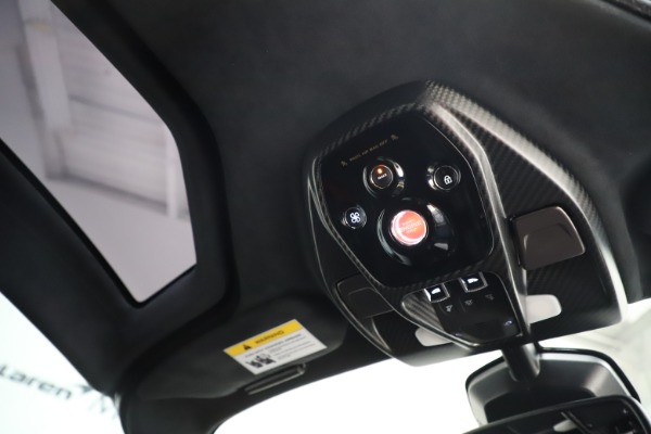 Used 2019 McLaren Senna for sale $1,195,000 at Rolls-Royce Motor Cars Greenwich in Greenwich CT 06830 24