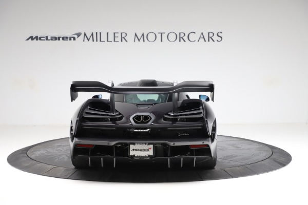 Used 2019 McLaren Senna for sale $1,195,000 at Rolls-Royce Motor Cars Greenwich in Greenwich CT 06830 5