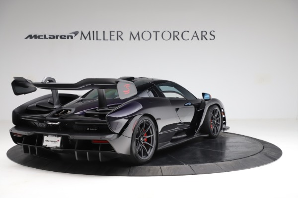 Used 2019 McLaren Senna for sale $1,195,000 at Rolls-Royce Motor Cars Greenwich in Greenwich CT 06830 6