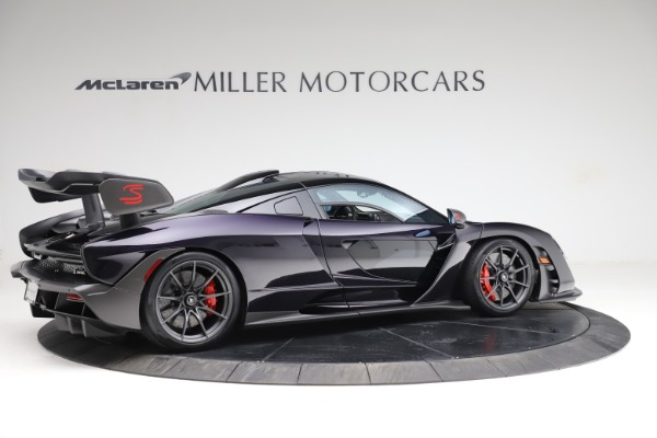 Used 2019 McLaren Senna for sale $1,195,000 at Rolls-Royce Motor Cars Greenwich in Greenwich CT 06830 7